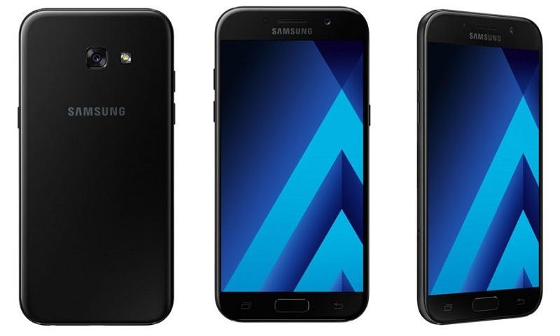 Samsung Galaxy A5 2017 | Фото: Samsung