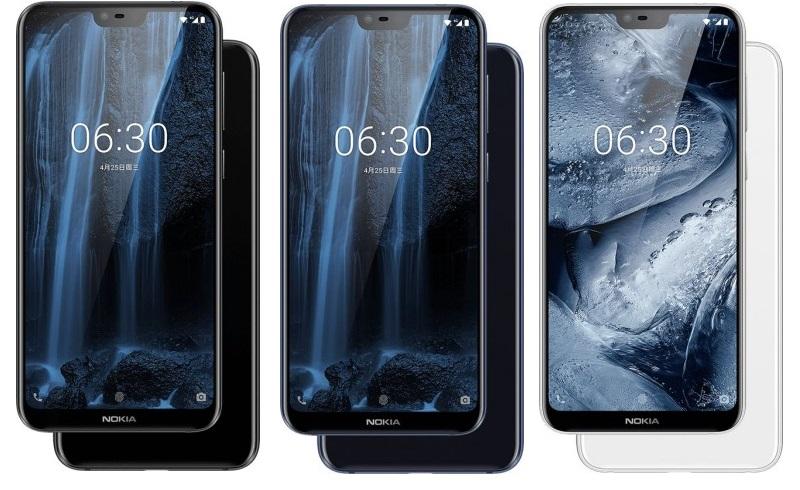 Nokia X6   Фото: HMD Global