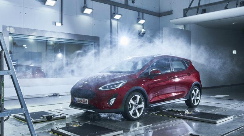 «Фабрика погоды» | Фото: Ford