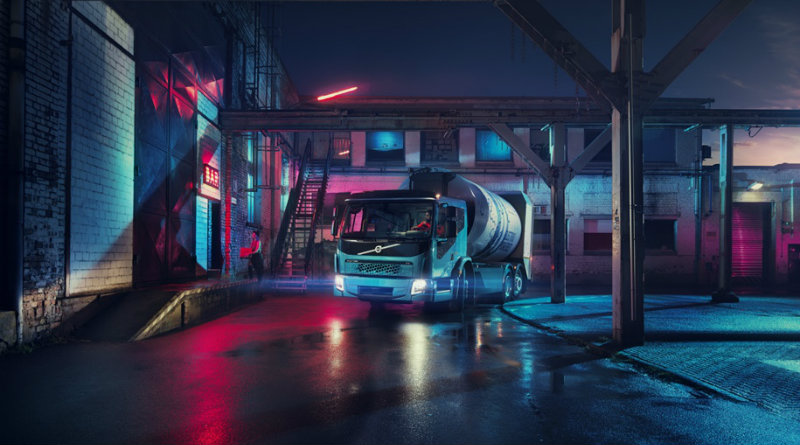 Volvo FE Electric | Фото: Volvo