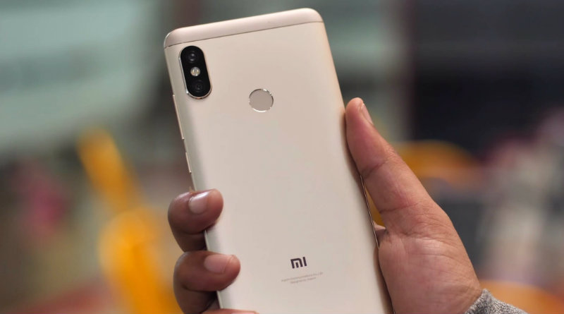 Xiaomi Redmi Note 5 | Фото: Anews