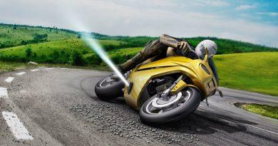 Bosch «научит» мотоциклы избегать падений