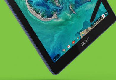 Обзор новых Acer Chromebook Spin 13 и Tab 10