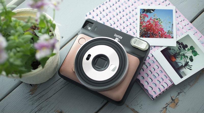 Fujifilm Instax SQ6 | Фото: Fujifilm