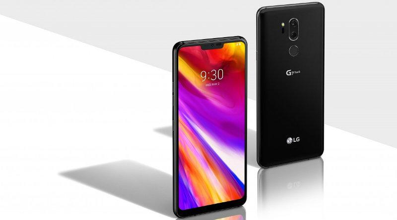 LG G7 ThinQ | Фото: LG
