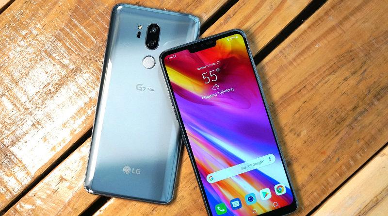 LG G7 ThinQ | Фото: Engadget