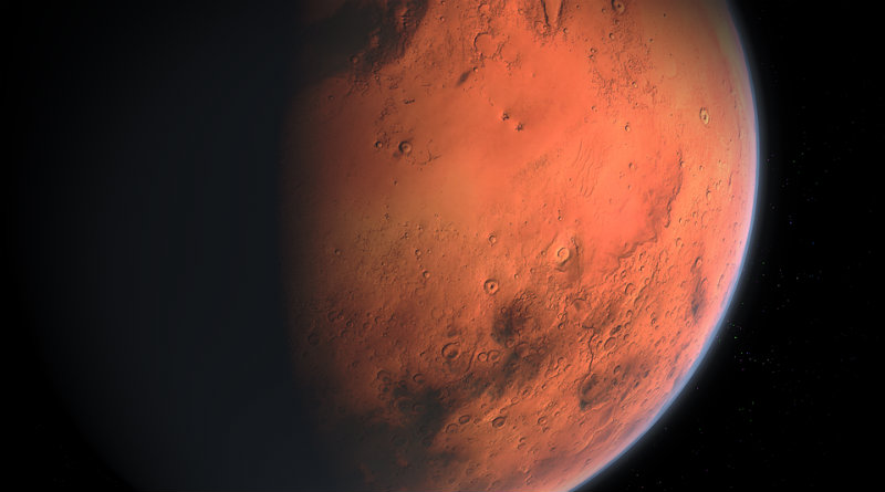 Марс | Фото: absoluteaxarquia.com