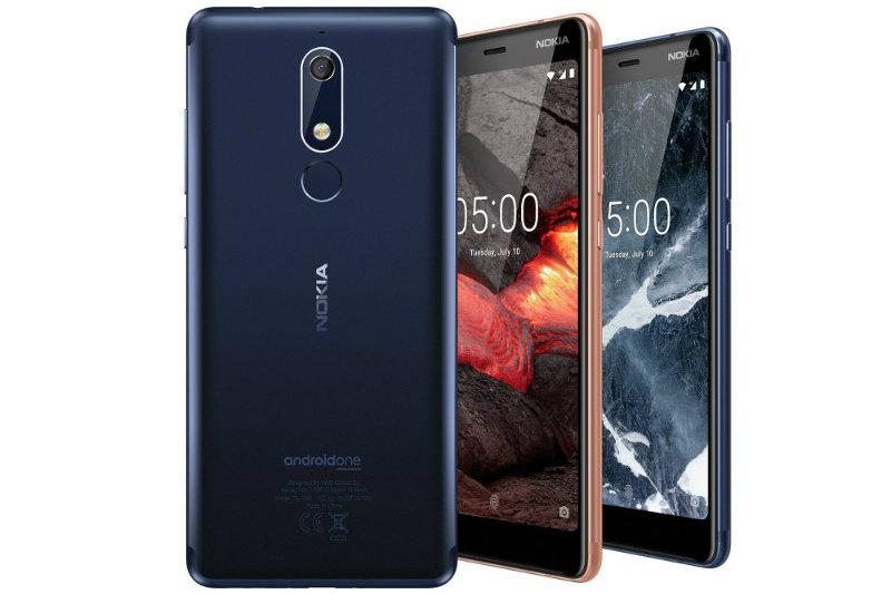 Nokia 5.1 | Фото: HMD Global