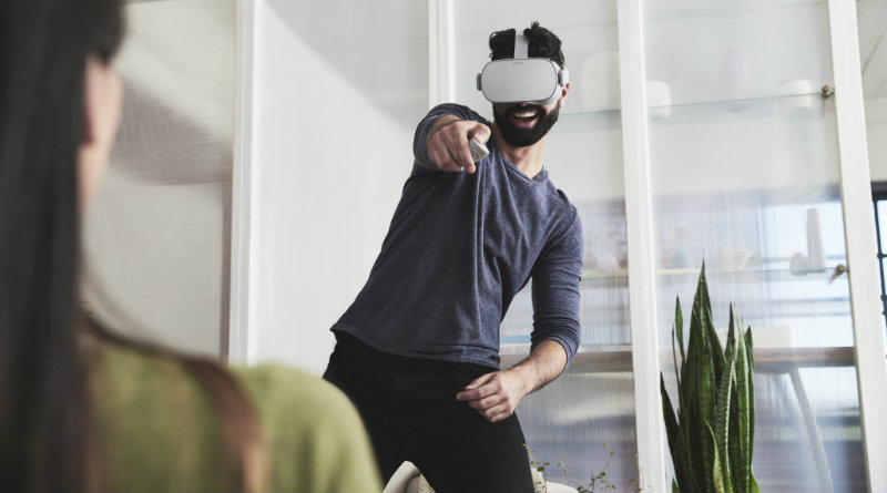 Oculus Go | Фото: vrfocus.com