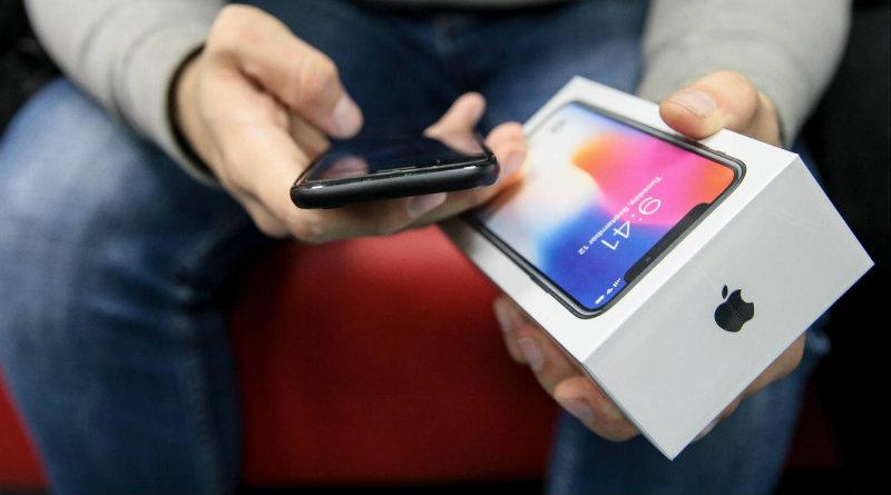 iPhone X | Фото: lrytas.lt