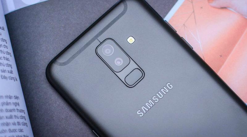 Samsung Galaxy A6+ | Фото: Nguyễn Kim