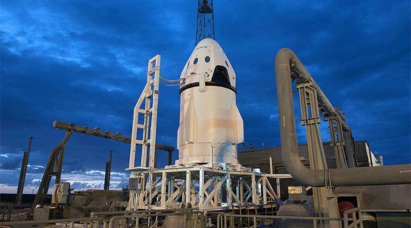 SpaceX | Фото: wikimedia