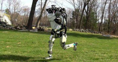 Atlas   Фото: Boston Dynamics