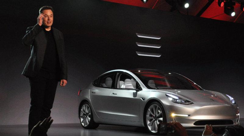 Tesla | Фото: electrek