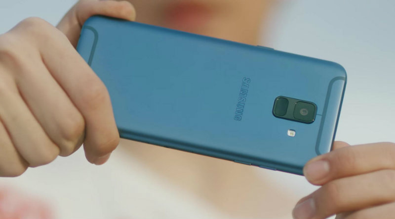 Samsung Galaxy A6 | Фото: Evleaks