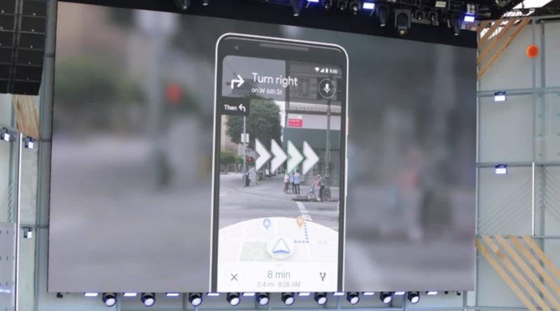 Google Maps | Фото: The Verge