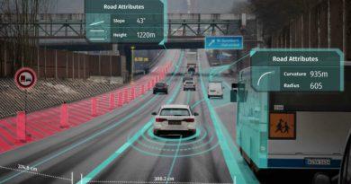 Для робомобилей сделают глобальные HD-карты