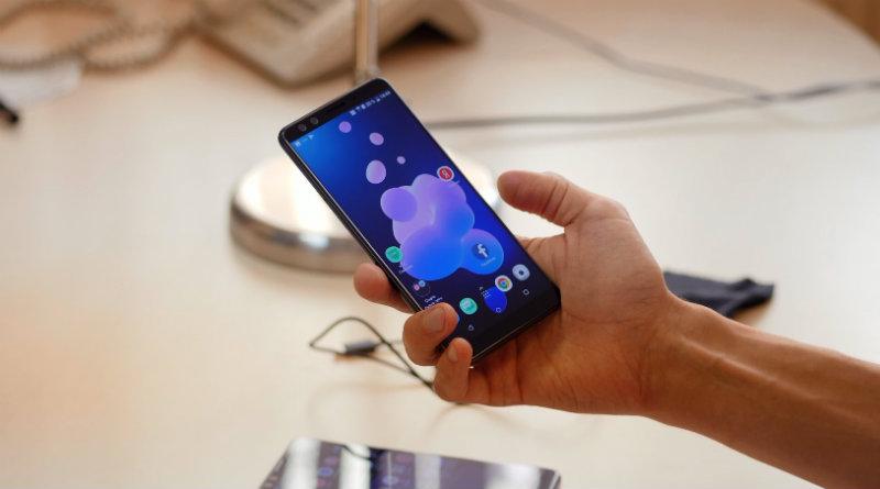 HTC U12 Plus | Фото: chudo.tech