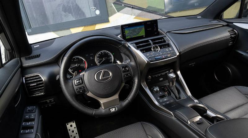 Lexus NX | Фото: Lexus