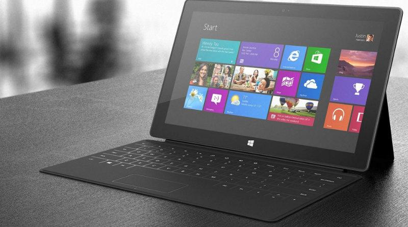 Microsoft Surface   Фото: YouTube