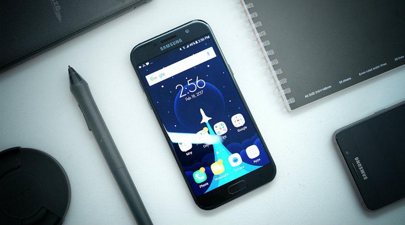 Samsung Galaxy A5 (2017) | Фото: GadgetIn