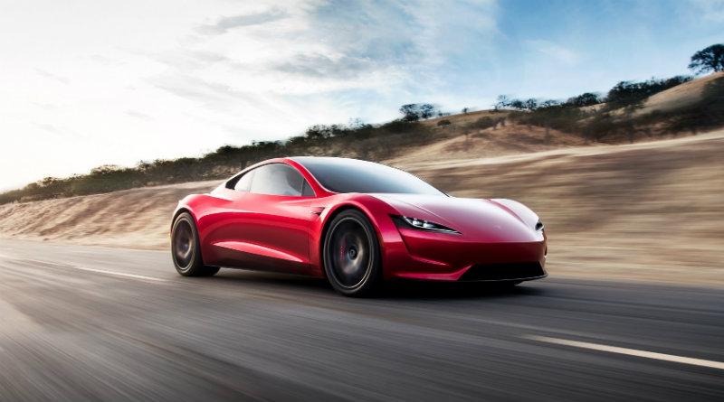 Tesla Roadster | Фото: Tesla