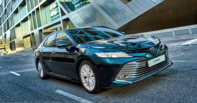 Toyota Camry 2018 | Фото: Toyota