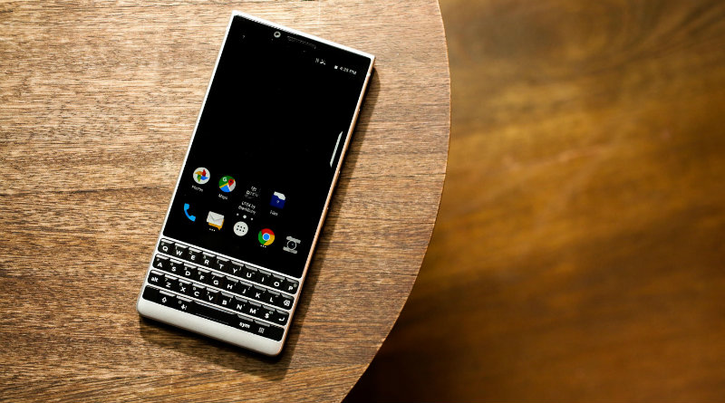 BlackBerry KEY2 | Фото: CNET
