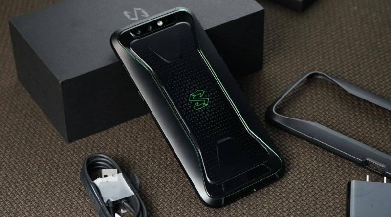 Xiaomi Black Shark | Фото: sohu.com