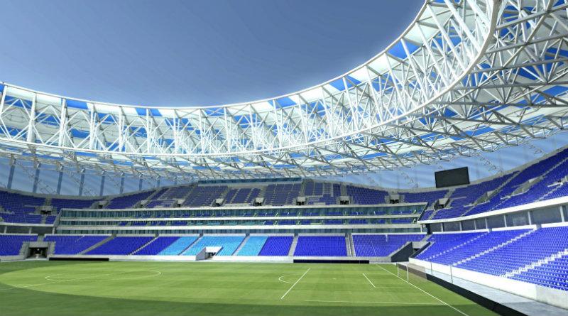 Стадион в Нижнем Новгороде | Фото: opennov.ru