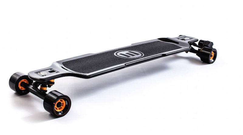 Evolve Carbon GT Street | Фото: evolveskateboards.ru