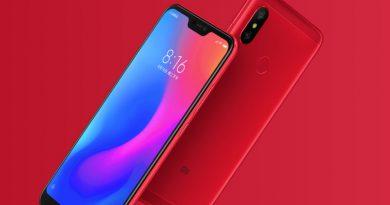 Представлен Xiaomi Redmi 6 Pro с «монобровью»
