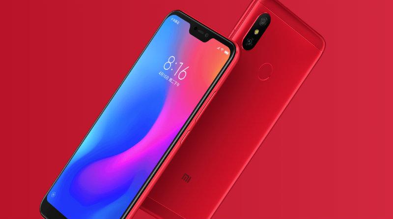Xiaomi Redmi 6 Pro | Фото: Xiaomi