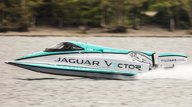 Jaguar Vector Racing V20E | Фото: Motor.ru