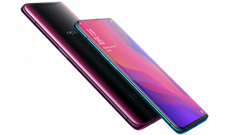 Oppo Find X | Фото: Oppo