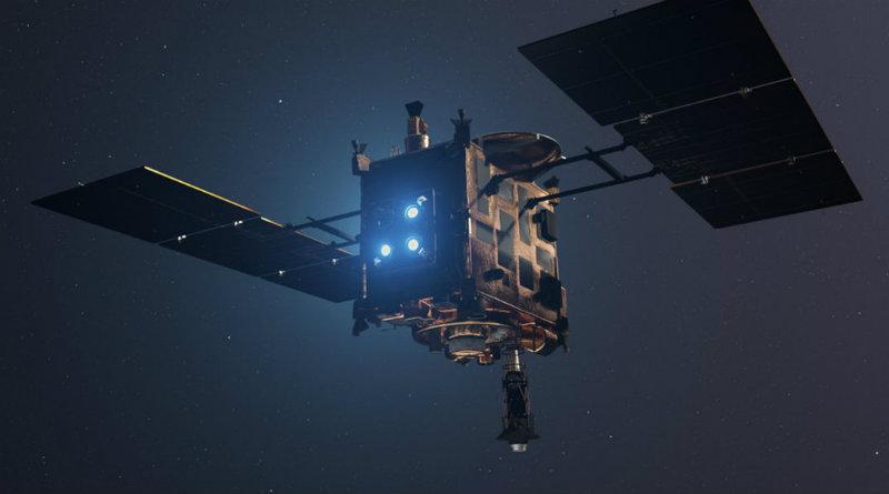 «Хаябуса-2» | Фото: hightech.fm