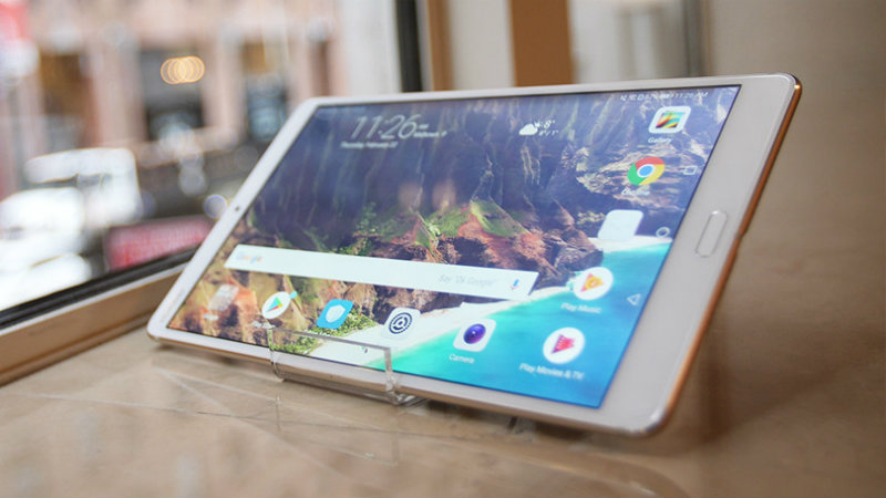 Huawei MediaPad M5 | Фото: pcmag