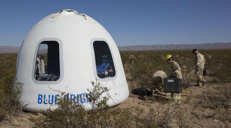 New Shepard | Фото: air-cosmos.com