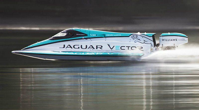 Jaguar Vector Racing V20E | Фото: Motor.ru