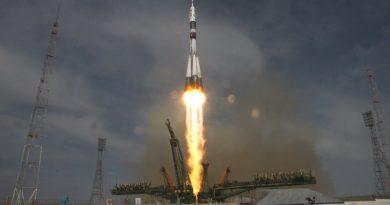 Старт Союз МС-09   Фото: Роскосмос