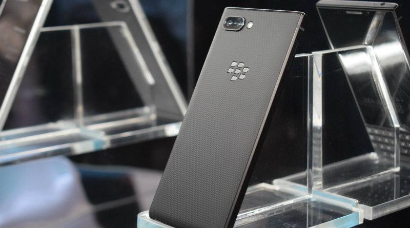 BlackBerry KEY2 | Фото: androidheadlines.com