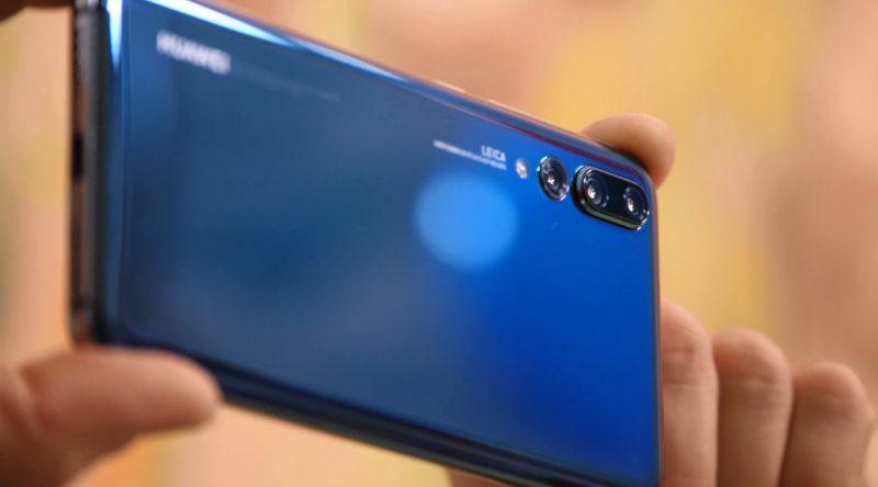 Huawei P20 Pro | Фото: chudo.tech