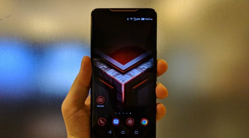 Asus ROG Phone | Фото: The Verge