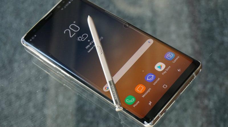 Samsung Galaxy Note 8 | Фото: giga.de