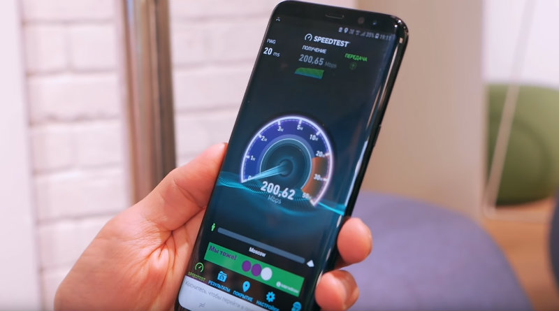Speedtest | Фото: chudo.tech