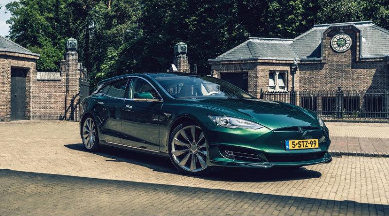 Tesla Model S | Фото: RemetzCar