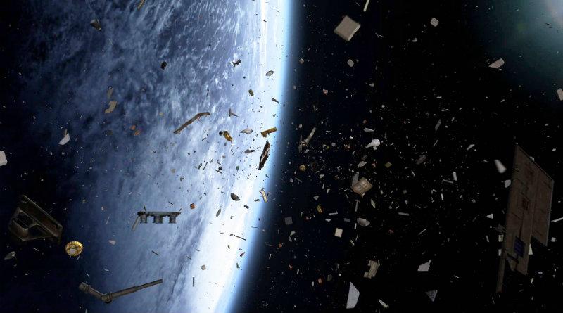 космический мусор | Фото: themarsicanbears.com