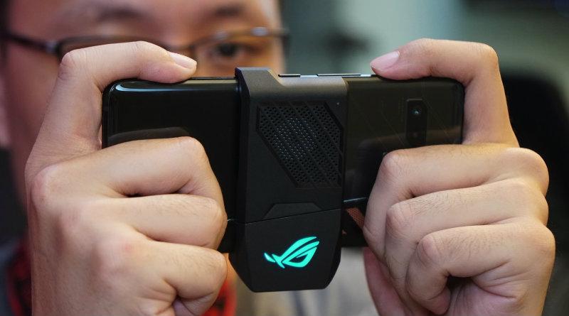 Asus ROG Phone | Фото: Engadget
