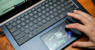 Asus ZenBook Pro | Фото: CNET