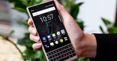BlackBerry KEY2 | Фото: The Verge